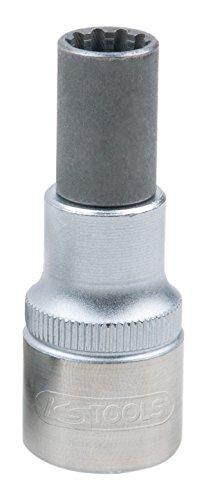 KS Tools 515.1034 OZ Spezial-Alu-Felgen-Stecknuss für mehrteilige OZ-Felgen, 10 mm -