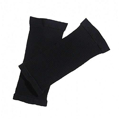 LILIHOT ToneUp Armformung Ärmel Frauen Elastic Shapewear Abnehmen 420D Home Elastic Shaperwear Armstulpen Handgelenkstrumpfhose UV-Schnitthandschuhe Dünne Armformung