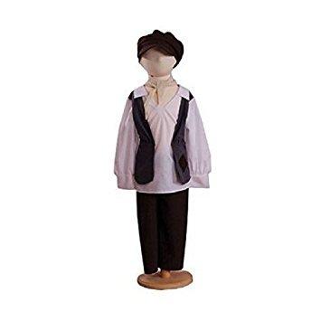 Eddy Urchin Boy Kostüm Größe Large Alter 9-11 Jahre (Kostüm Urchin Boy)