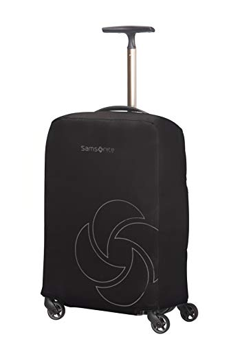 Samsonite Global Travel Accessories, Foldable Medium Custodia S, 63 centimeters, Nero (Black)