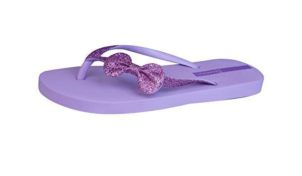 Ipanema Premium Lolita Fem Frauen Flip-Flops / Sandalen-Lilac-38 rS4aHI