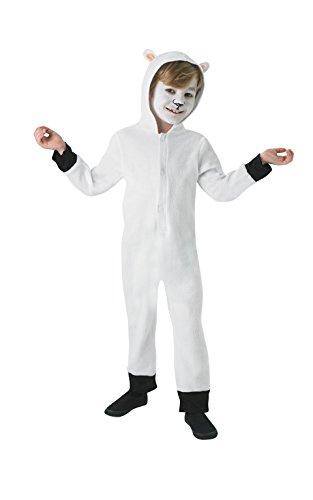 Rubie 's Offizielles Krippe Schaf, Kinder-Kostüm-Kleine (Krippe Kostüm)