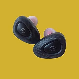 AIHOME Écouteurs Sans fil Bluetooth 4.1, TWS Mini Écouteurs In-Ear cachés avec étui de charge pour le sport en cours d'exécution Super Easy Pair M6 Mini Écouteurs Binauraux