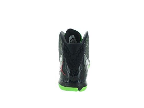 Nike , Damen Sneaker Schwarz Black/Gym Rd Grn/Pls 36 Black/Gym Rd Grn/Pls