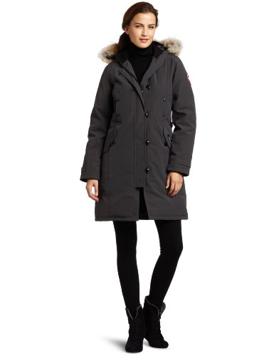 Canada-Goose-Ladies-Kensington-Parka-Womens-Kensington-Black-X-Small
