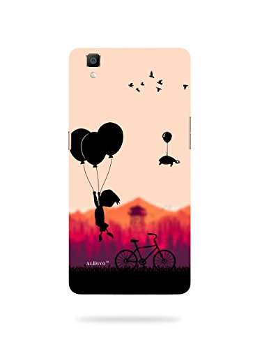 alDivo Premium Quality Printed Mobile Back Cover For Oppo R7s / Oppo R7s Printed Mobile Back Cover  available at amazon for Rs.199