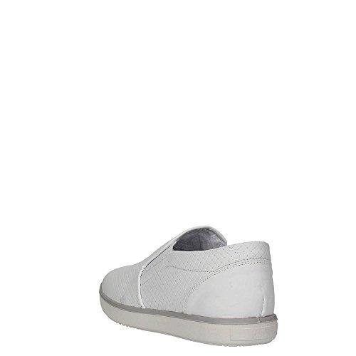 Igi&Co 57201 Slip On Herren Leder Weiß
