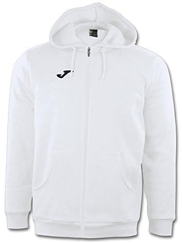 Joma Combi Cotton Kapuzenjacke weiß - 200