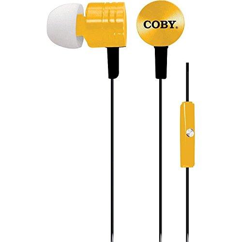 Coby cv-e106gl auricolari stereo cve106Oro Metallizzato