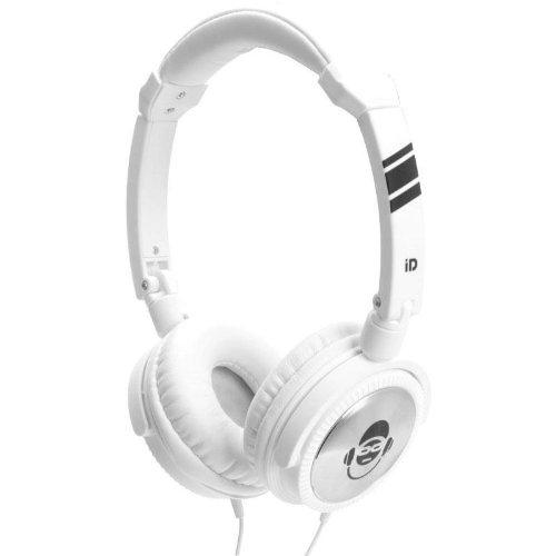 auriculares-idance-jockey-300-color-plateado-y-blanco