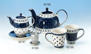 Becher Manni Keramik, 2-fach 0,25 l