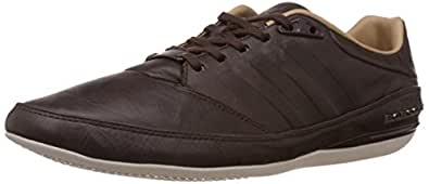 adidas Originals Men's Porsche Typ 64 2.2 Brown Leather Sneakers - 12 UK