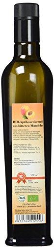 Mevlana Naturmhle Bio Aprikosenkernl Aus Bitteren Kernen 1er Pack 1 X 500 Ml