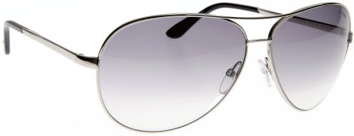 Tom Ford 0035 753 Silber Charles Aviator Sunglasses Lens Category 2