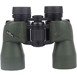 Hhwyi Télescope HD de Poche en Plein air 8 × 40 Jumelles Haut de Gamme Équipement de tir d'alpinisme de Chasse Touristique