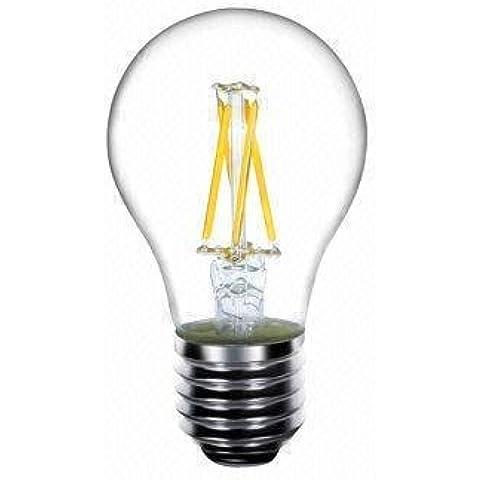 12 Vmonster DC 12 Volt 6 Watt 6000 K LED Edison Filamento A19 A60 Lampadina E26 E27 Media Base Lampada DC 12 V 24 V 36 V Portatile Batteria Solare Banca Off Quadretti Sistema Compatibile Warm White
