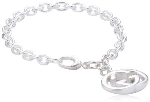 GUCCI Bracciale Silver Britt in argento YBA190501001018
