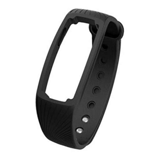 kimiLike Armband kompatibel für ID107, Ersatz Fitness Tracker wasserdicht einstellbar Uhrenarmband für ID107 Armband