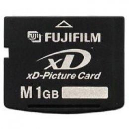 Fuji XD Card Speicherkarte 1 GB