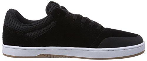 Etnies Marana, Chaussures de skateboard homme Noir (Black/Red/White)