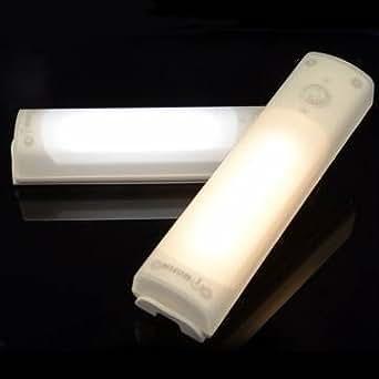USB de recharge trois modes LED Armoire nuit contrôle de la Lampe capteur de garde-robe avec interrupteur