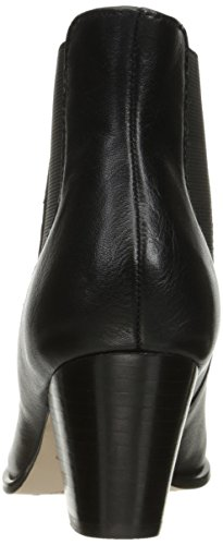 Corso Como Cobleskill Damen Spitz Leder Mode-Stiefeletten Black