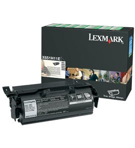 Preisvergleich Produktbild Lexmark X65x Rückgabe-Druckkassette (ca. 25.000 Seiten)(8)