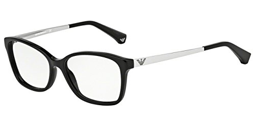 Preisvergleich Produktbild Armani Gestell Mod. 3026 501754 schwarz / weiß