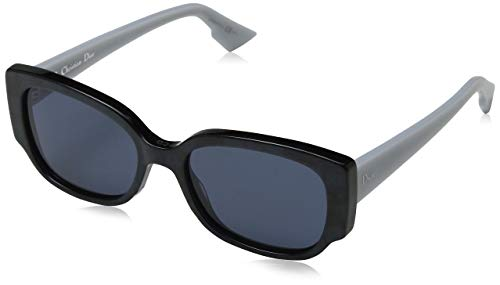 Dior Damen DIORNIGHT2 72 RIU Sonnenbrille, Blau (Pearl Bluette), 54
