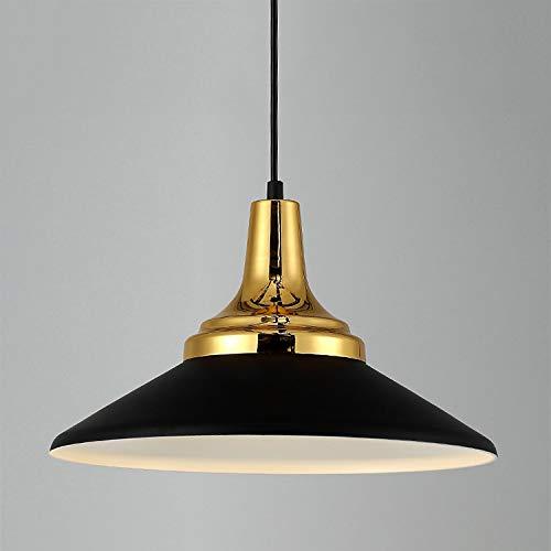 LIGHT BYJUM Moderne Pendelleuchte Lampenschirm Hängeleuchte Anhänger E27 Fassung LED Deckenleuchte Beleuchtung,D
