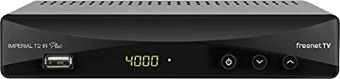 Digitalbox 77-560-00 Imperial T 2 IR Plus DVB-T2 HD Receiver