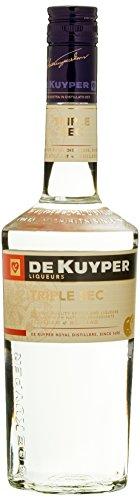 De Kuyper Triple Sec Likör (3 x 0.7 - Sirup Sec Triple