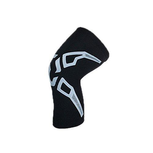 Knieschoner für den Sommer, Unisex, dünn, atmungsaktiv, elastisch