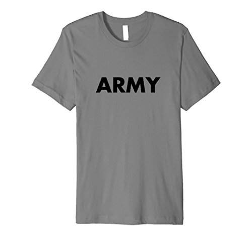 Army PT Shirt | American Military Physical Training T-shirt - Military Physical Training-t-shirt