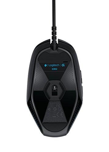 Logitech G302 Daedalus Prime MOBA Gaming Maus schwarz - 3
