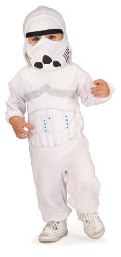 Stormtrooper 'Star Wars' Kostüm für Kinder Gr. Toddler, Größe:Toddler