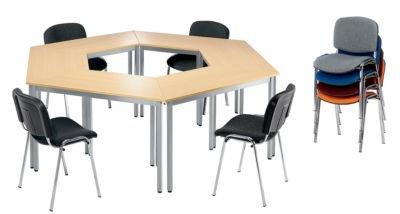 table-polyvalente-trapezoidal-hauteur-740-mm-l-x-l-1200-x-600-mm-coloris-plateau-beige-coloris-piete