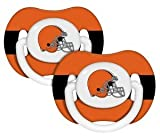Cleveland Browns Pacifiers - 2 Pack