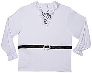 Party Pro 865149Set Camisa y cinturón pirata, M/L