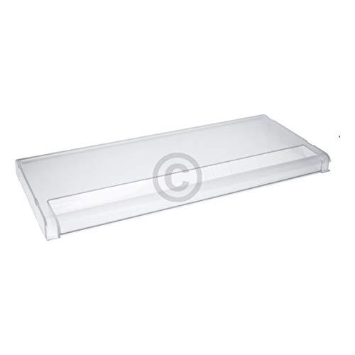 Bosch Siemens 661761 00661761 ORIGINAL Schubladenblende Schubladenfront Blende Schubladengriffplatte Griffblende 504x225x40mm Kühlschrank Gefrierschrank auch Constructa Neff Balay