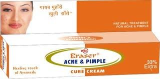 2-x-acne-pimple-cure-cream-ayurvedic-treatment-for-pimples-12g-x-2-24g-ship-from-uk