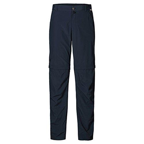 Jack Wolfskin Herren Hose Canyon Zip Off Pants Men, Night Blue, 54, 1500901-1010054 (Elite Bb)