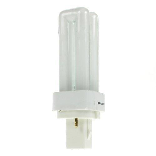10 x Osram DULUX D 18W/840, energiesparend, 10 W, 2 PIN, PLC, Lampe Weiß-G24d, 1 Cap, PLC, LYNX BIAX D / D / DULUX D) -