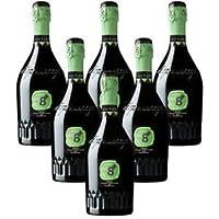 LE TENUTE GENAGRICOLA - V8+ Prosecco Sior Carlo Brut - 6 x 0,75 l