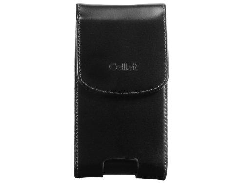 Cellet Omega Tasche für HD2& EVO4G, vertikal, Schwarz Palm Treo-serie