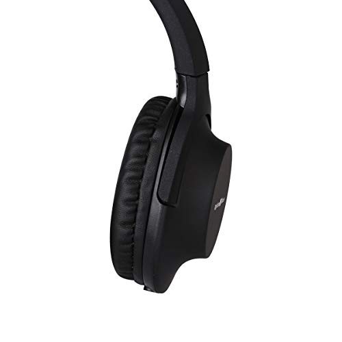 Rhythm&Blues A300 On-Ear Wired Headphones with mic (Black) Image 2