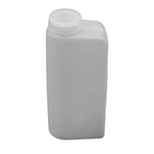 Haishine 600ML Benzin Gas Heizöl Mix Mixing Bottle Container 25: 1 Für 2 Stroke Gas Scooters Chainsaw Trimmer Strimmer Freischneider