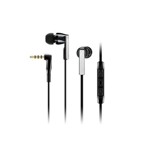 Sennheiser 506234 CX 5.00G - Auriculares intrauditivos (compatible Samsung Galaxy), color Negro