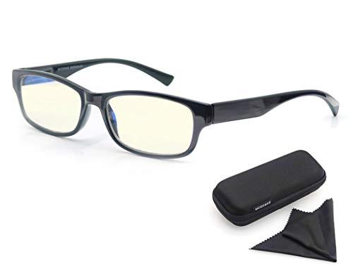 MODFANS Gafas Anti luz Azul/Gafas Ordenador Hombres