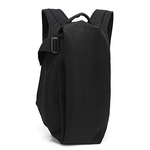 RTMN Mochila Mochila Portátil Hombres 15.6 Paquete De Viaje Bolsa De Gran Capacidad Antirrobo Mochila Escuela Bolsa Casual Impermeable Negro